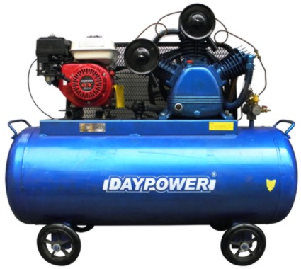Daypower 3 15hp air compressor high pressure series for Motor driven air compressor